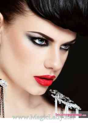 Очень красивый макияж глаз фото пошагово
