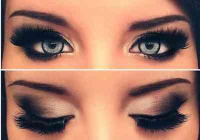 Как красить глаза с видео