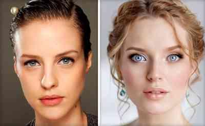 Макияж для девушек 14 лет с зелеными глазами