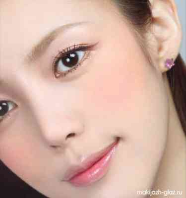 Красивые фото макияжа для подростков