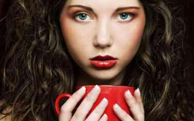 Макияж для светлой кожи и голубых глаз фото