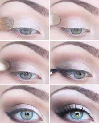 Как правильно наносить макияж на лицо Пошаговое 30