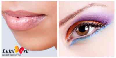Макияж для летнего цветотипа с серыми глазами
