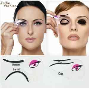 Эйвон набор трафаретов для макияжа глаз